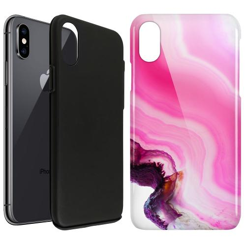 Apple iPhone X / XS LUX Duo Case Meditative Impulse