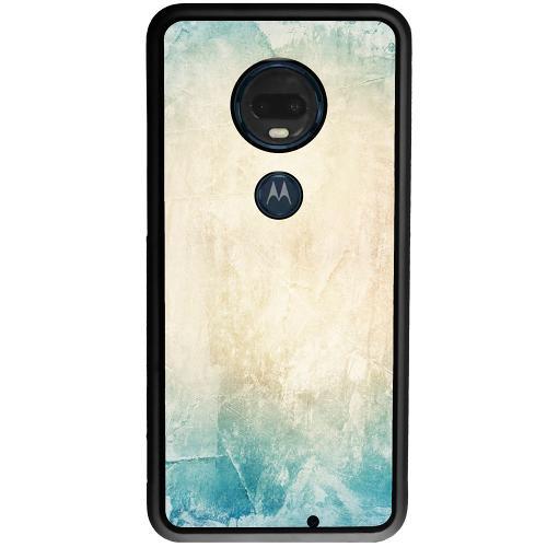 Motorola Moto G7 Plus Mobilskal Light Hue of Blue
