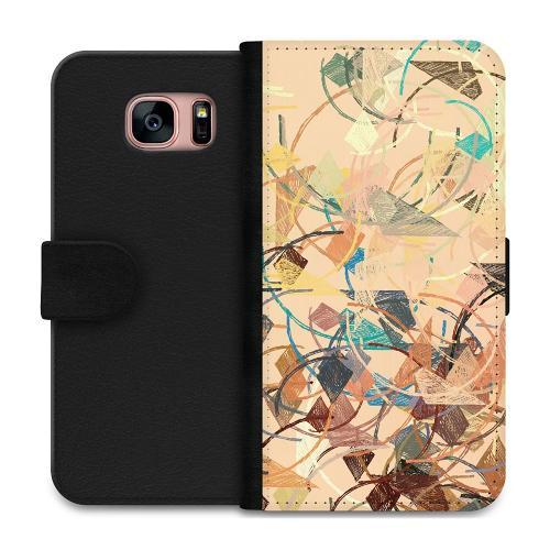 Samsung Galaxy S7 Plånboksfodral Colourful Expectations