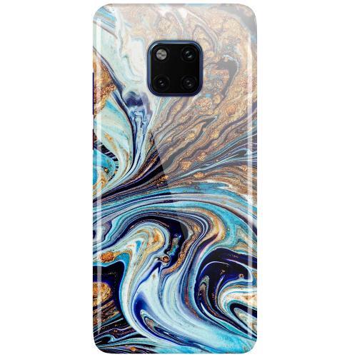 Huawei Mate 20 Pro LUX Mobilskal (Glansig) Timeslip