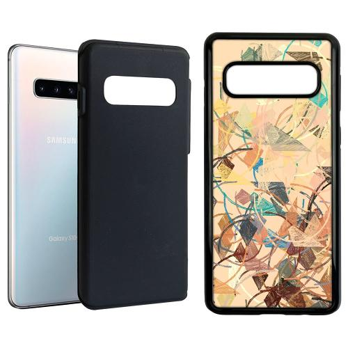Samsung Galaxy S10 Duo Case Svart Colourful Expectations