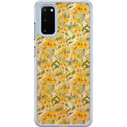 Samsung Galaxy S20 Hard Case (Transparent) Simple Serenity