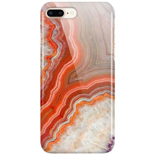 Apple iPhone 7 Plus LUX Mobilskal (Glansig) Molten Dispersal