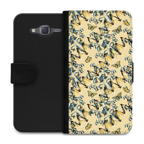 Samsung Galaxy J5 Plånboksfodral Blissful Purity