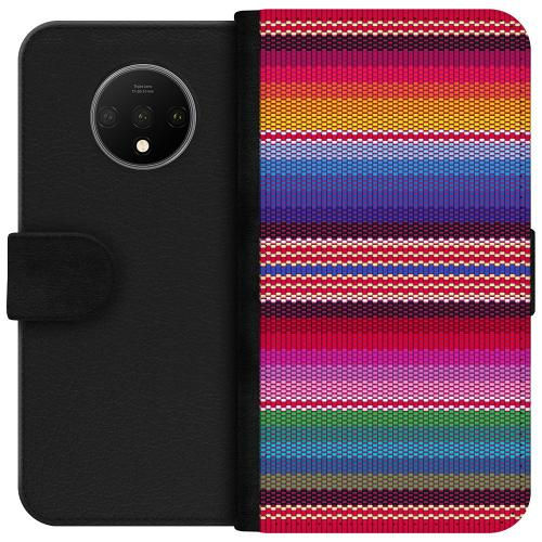 OnePlus 7T Plånboksfodral Vivid Tapestry
