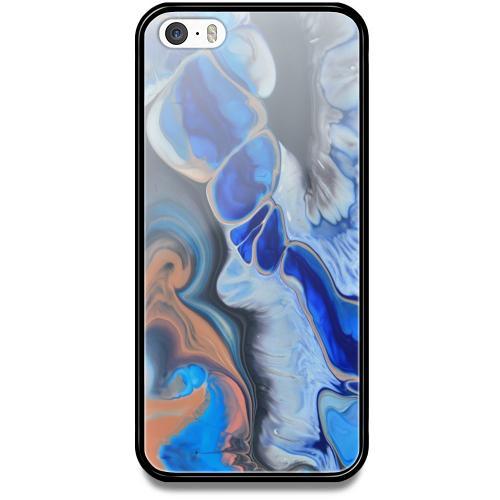 Apple iPhone 5 / 5s / SE Mobilskal med Glas Pure Bliss