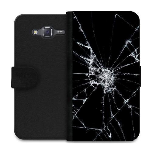 Samsung Galaxy J5 Plånboksfodral Crushed Hope