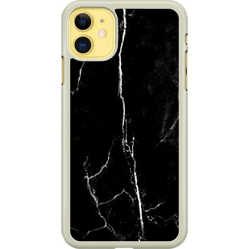Apple iPhone 11 Hard Case (Transparent) Lightning Struck