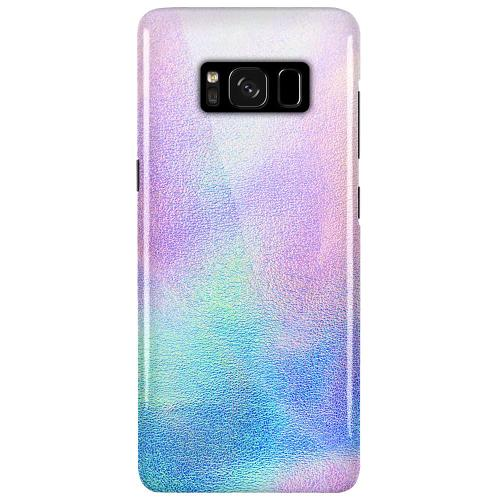 Samsung Galaxy S8 Plus LUX Mobilskal (Glansig) Frosted Lavender