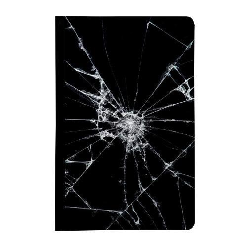Samsung Galaxy Tab E 9.6 360 Väska Crushed Hope
