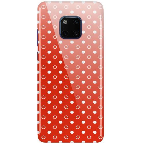 Huawei Mate 20 Pro LUX Mobilskal (Glansig) Dots and Tags