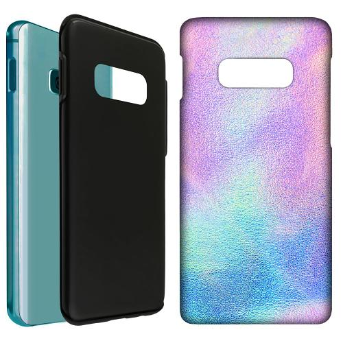 Samsung Galaxy S10e LUX Duo Case Frosted Lavendel