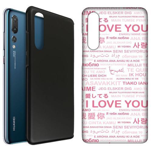 Huawei P20 Pro LUX Duo Case International Love