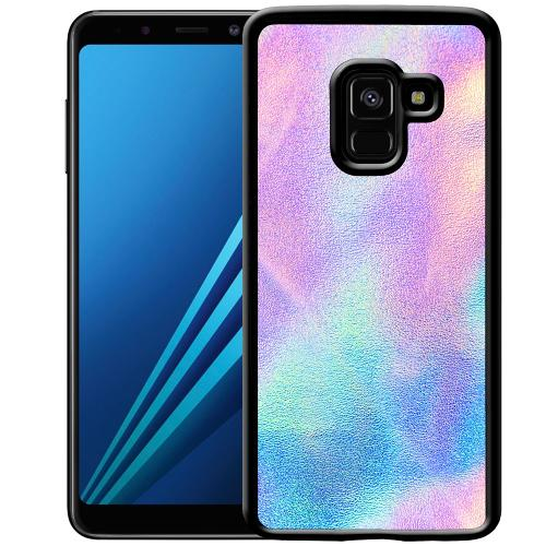 Samsung Galaxy A8 (2018) Mobilskal Frosted Lavender