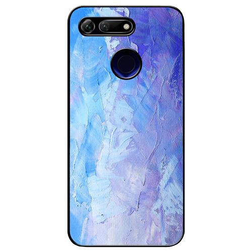 Huawei Honor View 20 Mobilskal Pristine Pastel Strokes