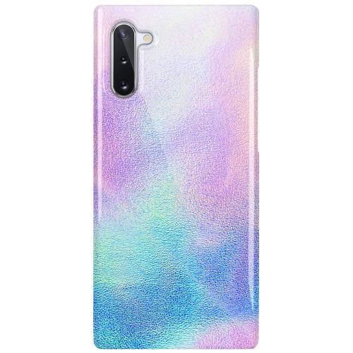 Samsung Galaxy Note 10 LUX Mobilskal (Glansig) Frosted Lavender