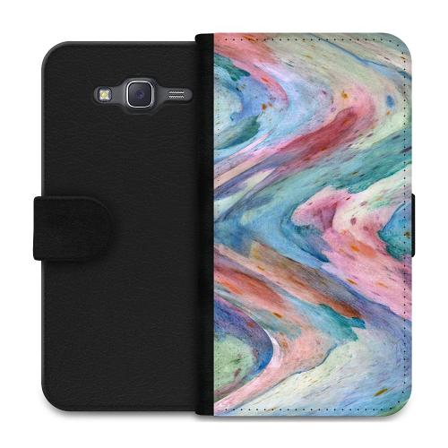Samsung Galaxy J5 Plånboksfodral Warped Existence
