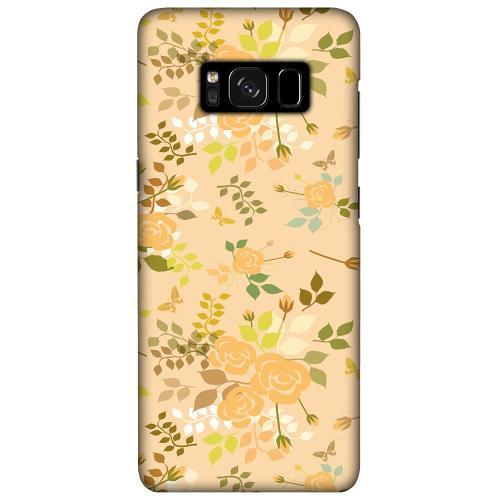 Samsung Galaxy S8 Plus LUX Mobilskal (Matt) Flowery Tapestry