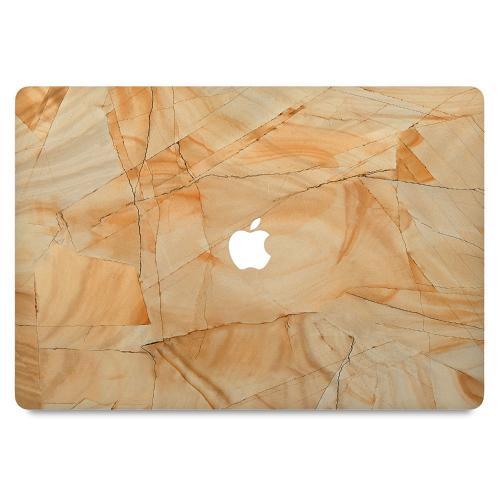 "MacBook Pro Retina 15"" (Touch Bar) Skin Apricot Reflector"