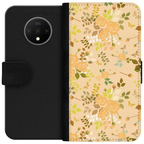 OnePlus 7T Plånboksfodral Flowery Tapestry