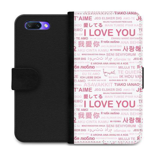 Huawei Honor 10 Plånboksfodral International Love