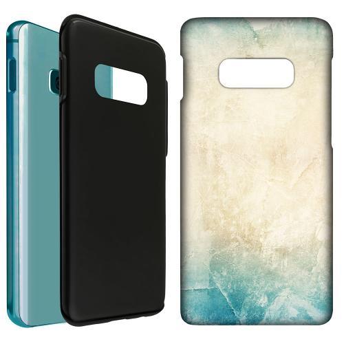 Samsung Galaxy S10e LUX Duo Case Light Hue of Blue