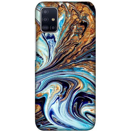 Samsung Galaxy A51 LUX Mobilskal (Matt) Timeslip