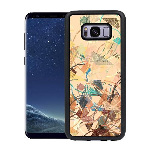 Samsung Galaxy S8 Plus Mobilskal Colourful Expectations