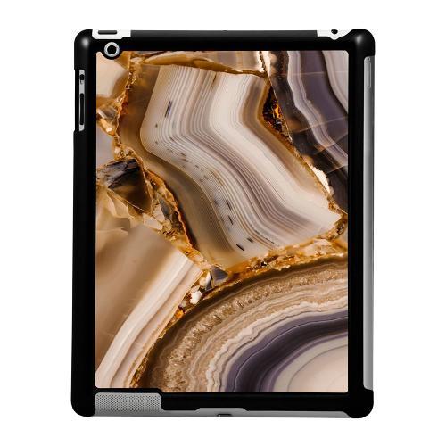 Apple iPad 2/3/4 Skal Amber Agate