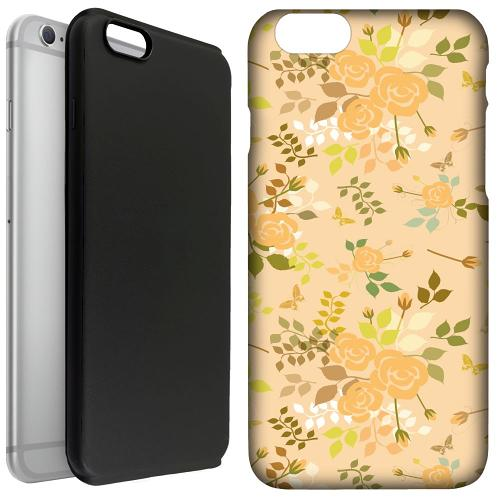 Apple iPhone 6 Plus / 6s Plus LUX Duo Case Flowery Tapestry