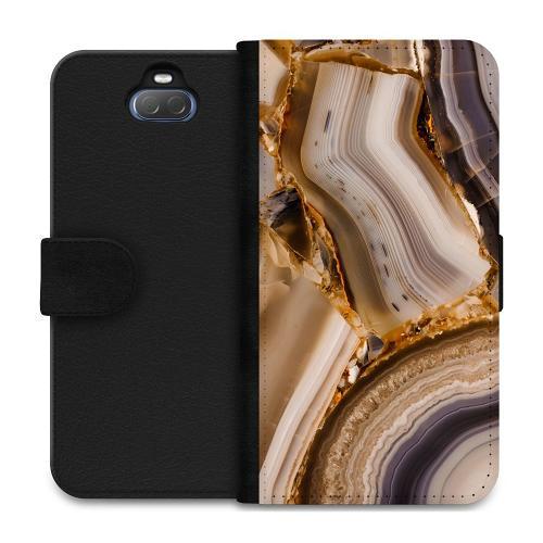 Sony Xperia 10 Plånboksfodral Amber Agate