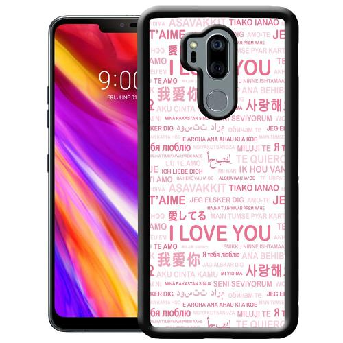LG G7 ThinQ Mobilskal International Love