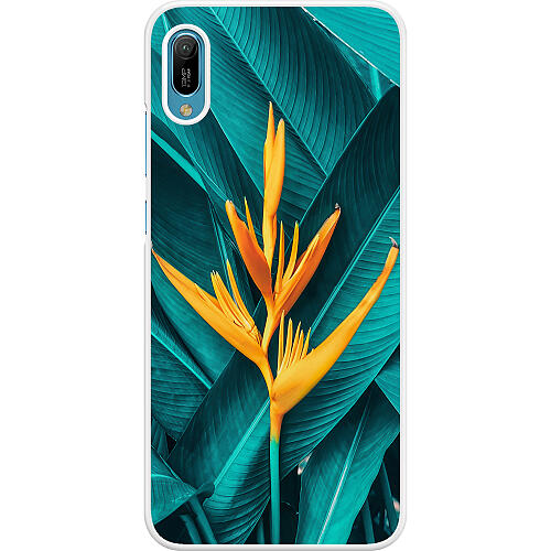 Huawei Y6 (2019) Hard Case (White) Tranquility