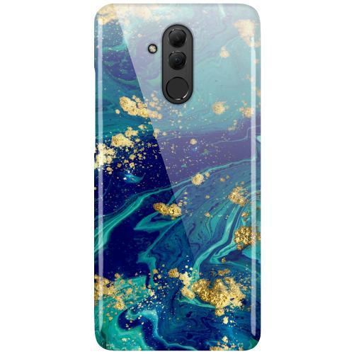 Huawei Mate 20 Lite LUX Mobilskal (Glansig) Golden Disarray