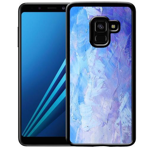 Samsung Galaxy A8 (2018) Mobilskal Pristine Pastel Strokes