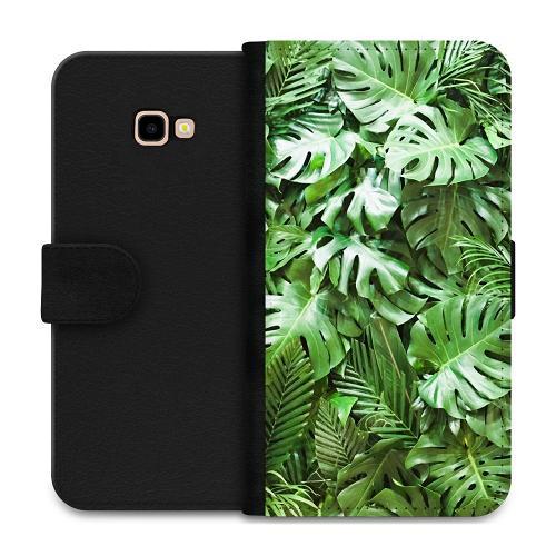 Samsung Galaxy J4 Plus (2018) Plånboksfodral Green Conditions