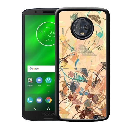 Motorola Moto G6 Plus Mobilskal Colourful Expectations