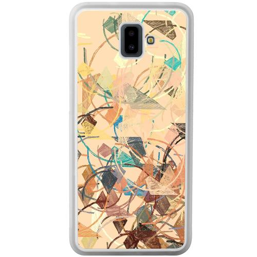 Samsung Galaxy J6 Plus (2018) Mobilskal Colourful Expectations