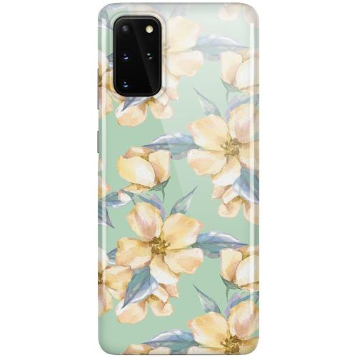 Samsung Galaxy S20 Plus LUX Mobilskal (Glansig) Waterproof Flowers