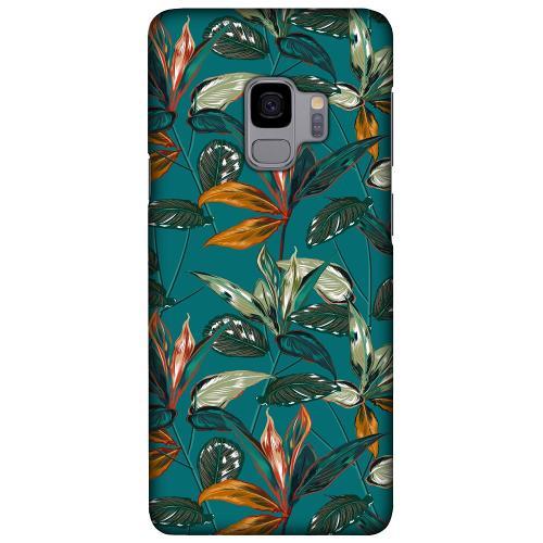 Samsung Galaxy S9 LUX Mobilskal (Matt) Unknown Spaces