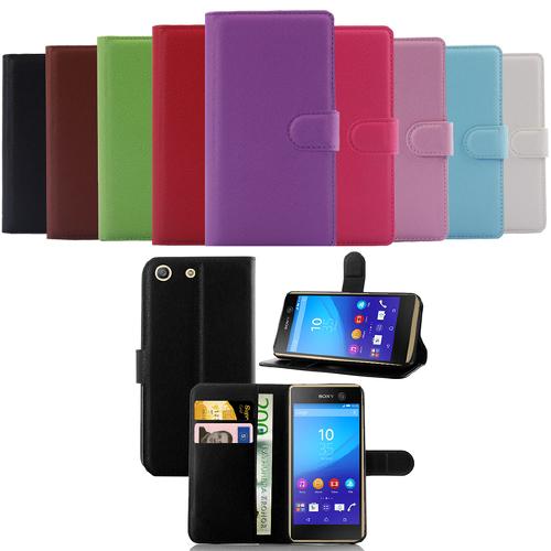 Sony Xperia M5 Plånboksfodral