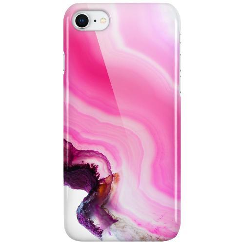 Apple iPhone SE (2020) LUX Mobilskal (Glansig) Meditative Impulse