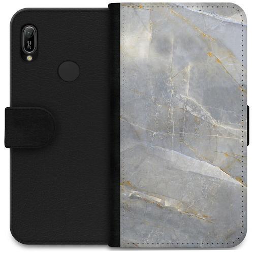 Huawei Y6 (2019) Plånboksfodral Coarse Stone