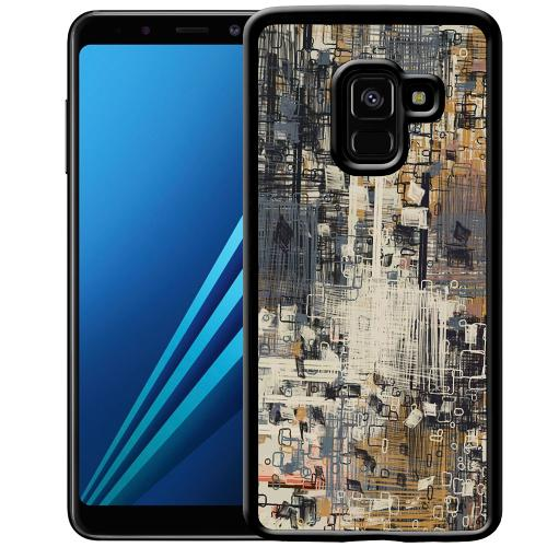 Samsung Galaxy A8 (2018) Mobilskal Tribute to the Crown