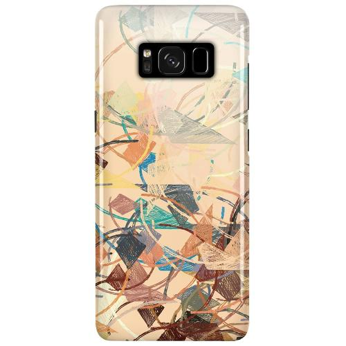 Samsung Galaxy S8 Plus LUX Mobilskal (Glansig) Colourful Expectations