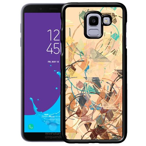 Samsung Galaxy J6 (2018) Mobilskal Colourful Expectations