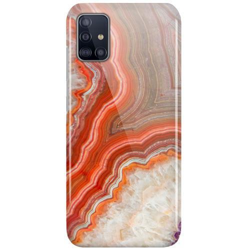 Samsung Galaxy A51 LUX Mobilskal (Glansig) Molten Dispersal