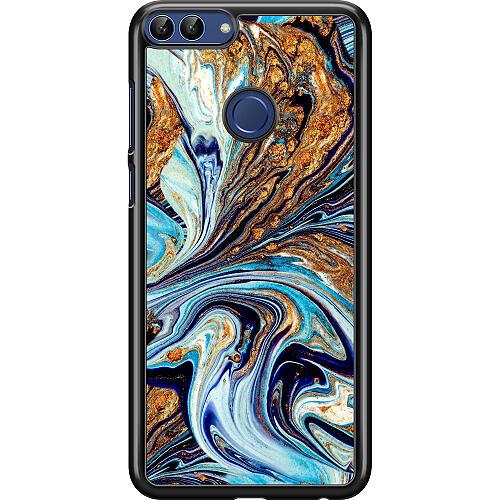 Huawei P Smart (2018) Hard Case (Black) Timeslip