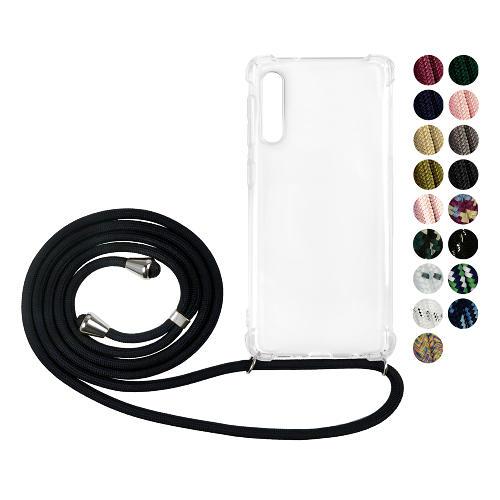 Samsung Galaxy A50 GLAM. Case Band (Silver)