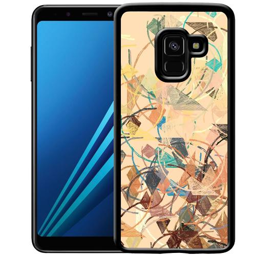 Samsung Galaxy A8 (2018) Mobilskal Colourful Expectations